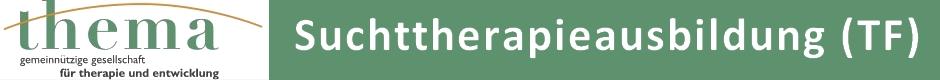 Thema Suchttherapieausbildung